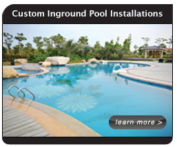 Custom Pool Installations click here